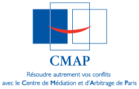 logo cmap centre for mediaton and arbitraton of paris